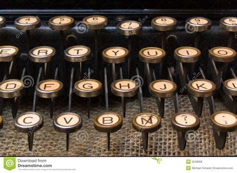 black and white vintage typewriter macro letters 8 x 12 retro typewriter keyboard stock photo image of line 44059