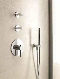 VENEZIA IN Thermostatic Shower Mixer By Fantini Rubinetti