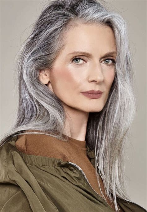551 Best Silver White Platinum Hair Images On Pinterest