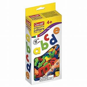 quercetti 40 piece lowercase magnetic letters set buybuy With lowercase letter magnets