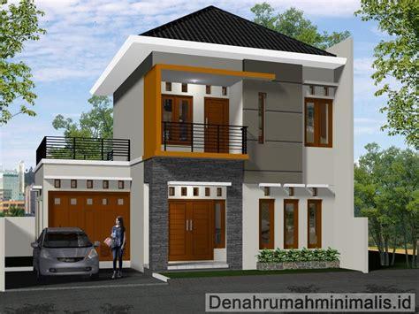 Desain Rumah Minimalis 2 Lantai Type 36, 366, 21, 2160