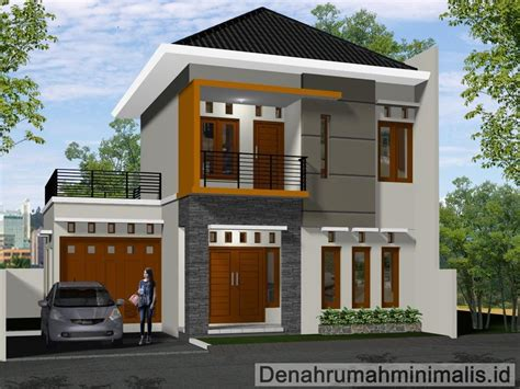 desain rumah minimalis sederhana  lantai desain