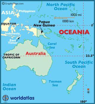 map  papua  guinea papua  guinea map geography