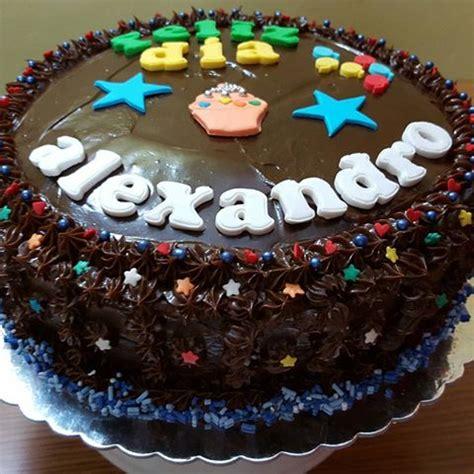 imagenes de decoracion de tortas  cumpleanos