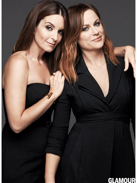tina fey young tina fey and amy poehler on their decades spanning