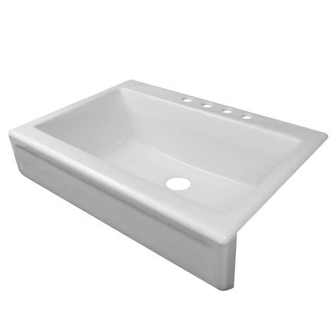 "Elkay Gourmet 43"" x 22"" Self Rimming Single Bowl Kitchen"
