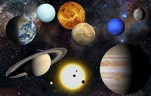 What is the average surface temperature of the planets in ...
