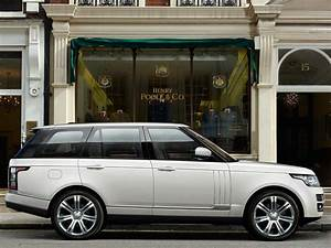 Land Rover Range Rover Autobiography : here 39 s what you get when you pay for the top of the line range rover 39 autobiography 39 business ~ Medecine-chirurgie-esthetiques.com Avis de Voitures