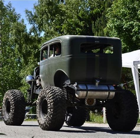 4x4 Model A Click The Picture Or Check Out My Blog For