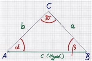 Rechtwinkliges Dreieck Berechnen Nur Eine Seite Gegeben : sinus cosinus und tangens eine erkl rung von der matheexpertin ~ Themetempest.com Abrechnung