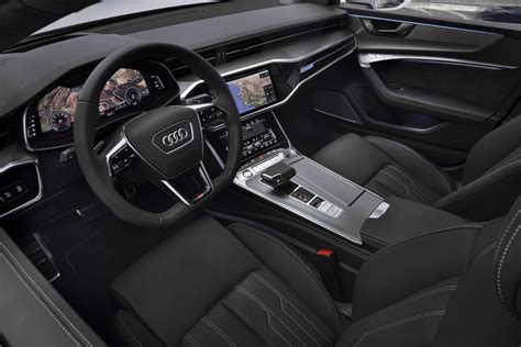 2019 Audi A7 Interior by Audi A7 Sportback 2019 Pre 231 Os E Especifica 231 245 Es Europa