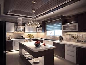 Modern, Kitchen, On, Behance