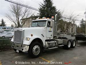 2005 Freightliner Fld120 T  A Semi Truck Tractor Wet Kit