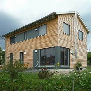 Günstige Häuser Bauen : pin von manuela walter auf haus haus holzhaus und einfamilienhaus ~ Buech-reservation.com Haus und Dekorationen