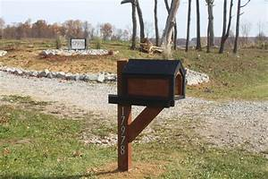 Wood Mailbox Designs : Choosing So-You Mailbox Designs