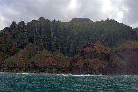 Napali Coast Boat Tour Sunset by Napali Coast Sunset Cruise Kauai Hawaii Travel Food