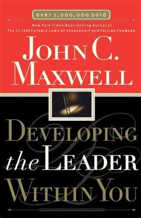 developing  leader    john  maxwell
