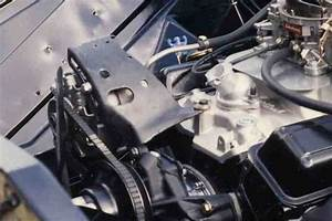 Alternator Bracket  - The 1947