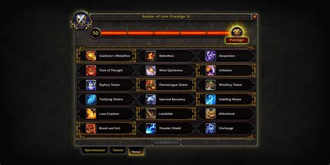 legion wow talent pvp warcraft need expansion everything know system example transmog