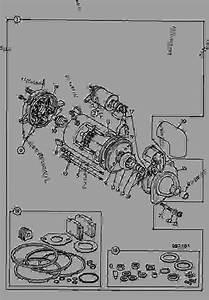 Motor  Starter - Agricultural Jcb 520  7920
