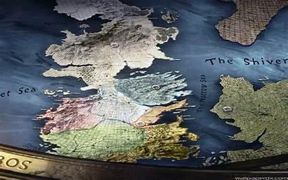 Westeros Map Thrones Wallpapers Maps Background Desktop