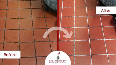 kitchen floor tile  grout cleaner video