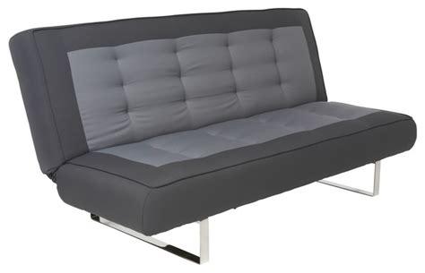 canapé imitation cuir vieilli canape lit couchage quotidien alinea