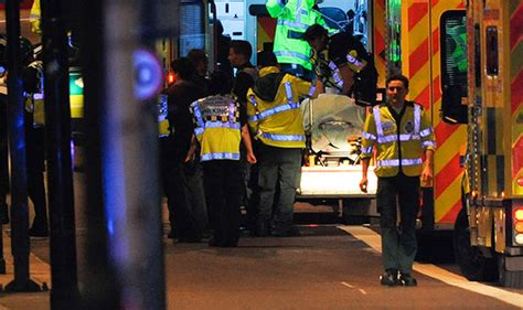 borough market stabbing london borough market terror taxi driver tried to 39 ram