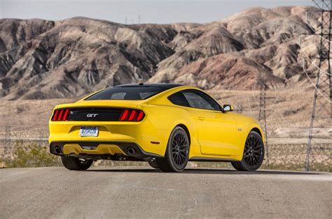 2017 Ford Mustang Coupe And Convertible 2018 Cars Coming Out