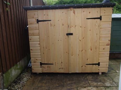 garden storage solutions garden comforts quality handmade wooden garden furniture storage solutions and planters