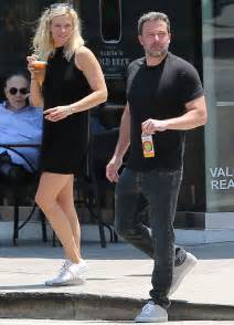 Lindsay Shook Us and Ben Affleck