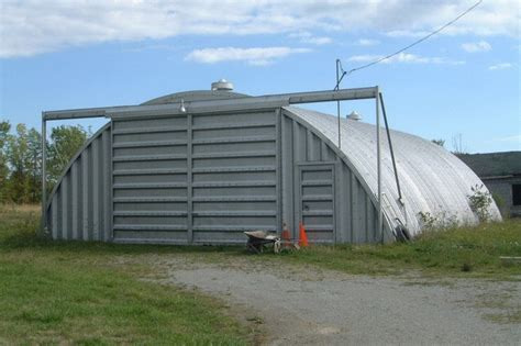 unique community  quonset huts  woodbridge ready