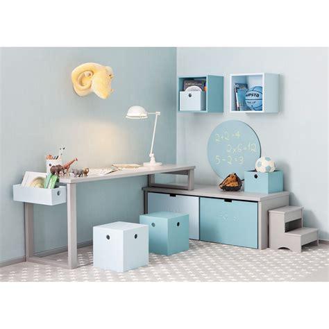chambres pour enfants espace bureau d 39 enfants avec rangement design par asoral