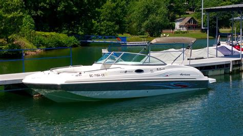 Hurricane Sundeck Used Boats by Hurricane Sundeck New And Used Boats For Sale