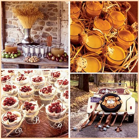 lq designs fall wedding ideas