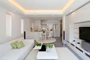 decke wohnzimmer seeking balance and tranquility modern zen design house in tokyo freshome