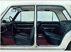 1967 Fiat 125 brochure