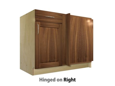 3 drawer corner base cabinet 1 door 1 drawer blind corner base cabinet right