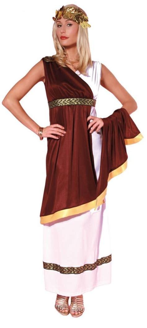 guenstige karnevalskostueme damen guenstige faschingskost 252 me damen r 246 merin kleid lorbeerkranz deko in 2019 vetements