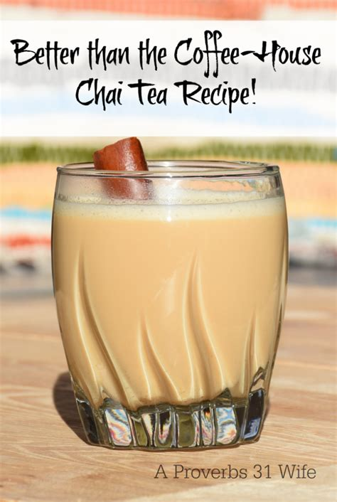 Is drinking tea good for you? Better than the Coffee House Chai Tea | Recipe | Chai tea ...