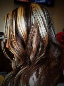 30 Impressive Brown Hair With Caramel Highlights 2018
