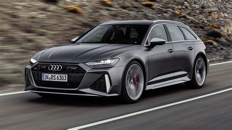 audi motoren 2020 2020 audi rs 6 avant is the 600 hp wagon of your dreams