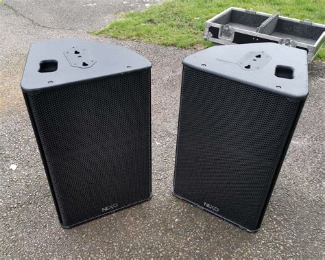 NEXO PS15-R2 Loudspeaker - Buy from Gearwise - AV & Stage ...