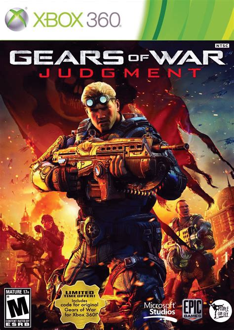 Gears Of War Judgment Xbox 360 Ign