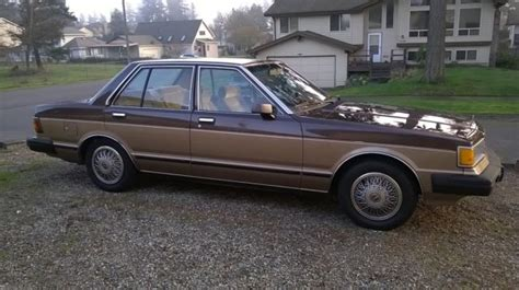 1983 Datsun Maxima by Datsun Maxima By Nissan Quot One Owner Quot Classic Datsun Other