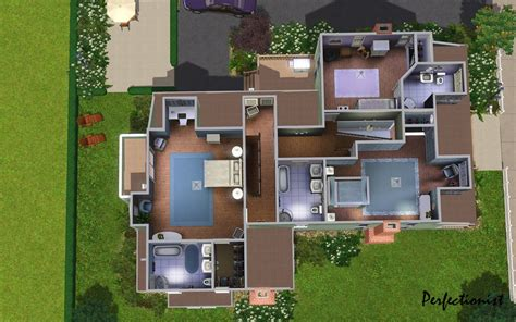 Mod The Sims The Emerald House No CC