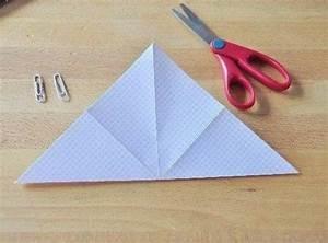 Papiersterne Basteln Anleitung : 3d papiersterne falten anleitung dekoking ~ Lizthompson.info Haus und Dekorationen