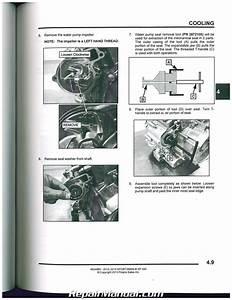 2012  U2013 2014 Polaris Sportsman 550 Atv Service Manual