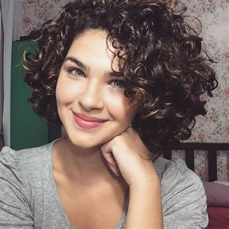curly wavy short hairstyles  haircuts  ladies   page  hairstyles