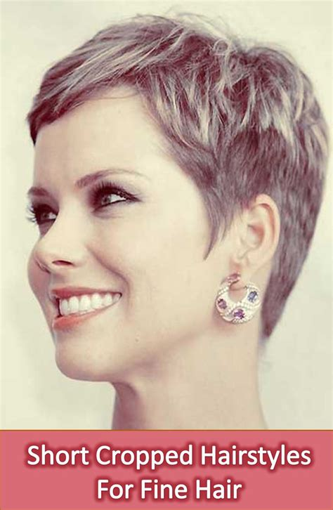 Cropped Hairstyles by Best 25 Cropped Hairstyles Ideas On
